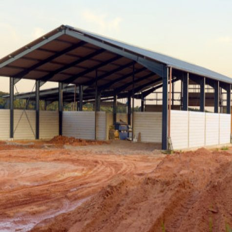 FRP fiberglass Roof Shade and shed3