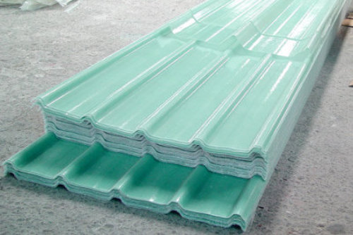 Fiberglass Roof Sheets And Corrugated