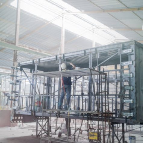 Steel Fabrication and Prefabricated Steel Structure 2