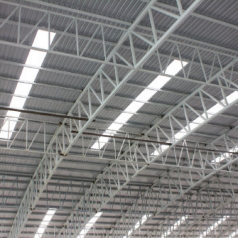 Steel Fabrication and Prefabricated Steel Structure 5