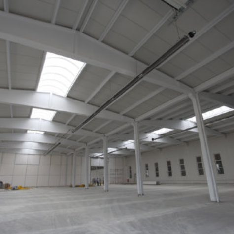 Steel Fabrication and Prefabricated Steel Structure 7