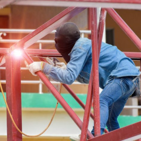 Steel Fabrication and Prefabricated Steel Structure1